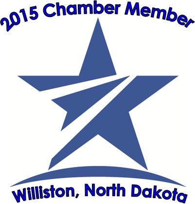 2015 Chamber Member - Williston, ND